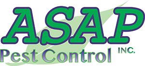 ASAP Pest Control Logo
