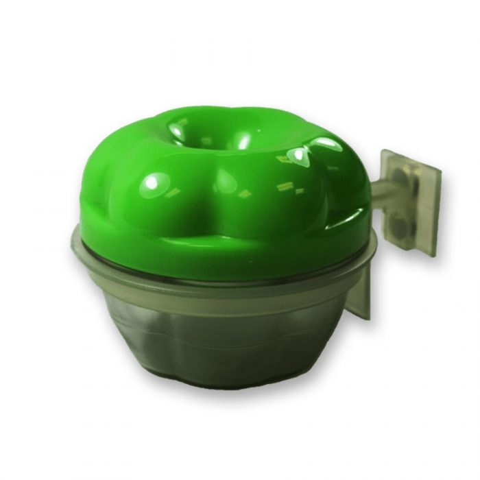 GREEN-STRIKE REUSABLE FRUIT FLY TRAP WITH HOLDER